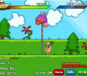 Hra - Toe Nail Wheel 2