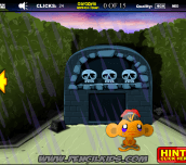 Hra - Monkey GO Happy: The Castle