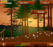 Hra - Stickman Dirtbike