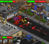 Hra - The Pocalypse Defense