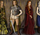 Hra - Game of Thrones Scene Maker