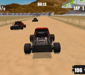 Hra - 3D Mad Racers