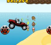 Hra - Beach Crazy