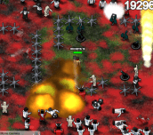 Hra - Boxhead The Zombie Wars