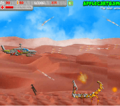 Hra - Heli Combat