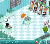 Hra - Betty's Pet Clinic