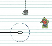 Hra - Paper Chains: Angry Monsters