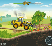 Hra - Tractors Power Adventure