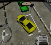 Hra - Vehicles Parking 3D