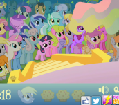 Hra - Where's Derpy?