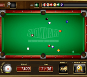 Hra - Penthouse Pool