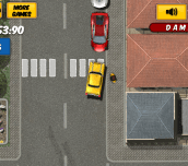 Hra - Drive Town Taxi