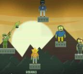 Hra - Balloons vs Zombies 3