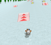 Hra - Ski Sim Cartoon