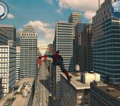 Hra - Endless Swing Spiderman