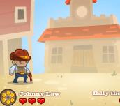 Hra - Golden Duel