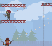 Hra - Gun Zombie Gun