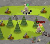 Hra - Hut Defense 2