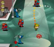 Hra - Kill Zombies