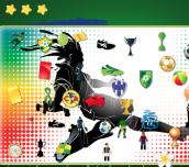 Hra - World Cup Football Hidden Objects