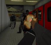 Hra - Metro Zombie Attack Subway 3D