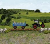 Hra - Tractor Farm Cargo