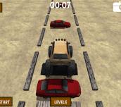 Hra - Park It 3D Monster Truck Parking