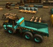Hra - Skill 3D Parking Radioactive Rumble