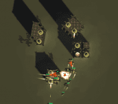 Hra - Sentinels First Wave