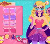 Hra - Barbie Mask Designer