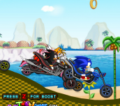Hra - Sonic rally