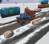 Hra - Monster Buggy 3D