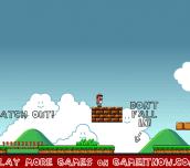 Hra - Unfair Mario