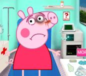 Hra - Peppa Pig Ambulance