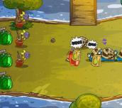 Hra - Fruit Defense 3