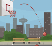Hra - Super Awesome Outdoor Basketball