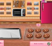 Hra - Sara's Cooking Class Cholocate Cookies