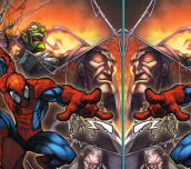 Hra - Spiderman Spot The Difference