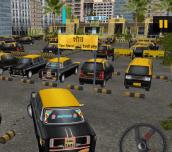 Hra - Taxi Parking 3D India