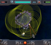 Hra - Galaxy Fortress