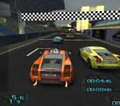 Hra - High Speed 3D Racing