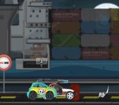 Hra - Max Fury Death Racer
