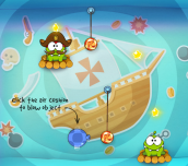 Hra - Cut the Rope: Time Tavel