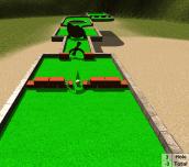 Hra - Mini World Golf