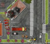 Hra - Firefighters Truck 3