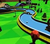 Hra - Mini Golf Retro