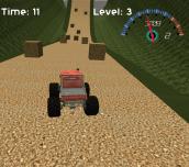 Hra - 4X4 Monster Truck