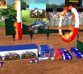 Hra - Stunt Monster 3D