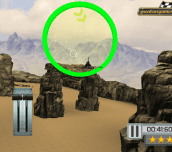 Hra - Army Plane Flight 3D