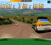 Hra - Rally Stage 2014